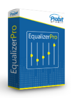 ProbitSoftware EqualizerPro – 1 Year License (1 PC) Coupon Sale