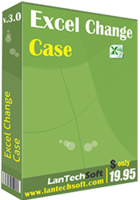 Excel Change Case Coupons
