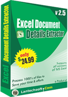 LantechSoft – Excel Document Details Extractor Sale