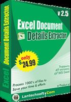 LantechSoft – Excel Document Details Extractor Sale