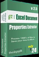 Excel Document Properties Extractor Coupon