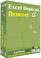 LantechSoft Excel Duplicate Remover Coupon