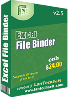 Excel File Binder – Special Coupon