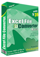 Excel File Converter Batch Coupon Code
