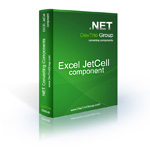 Excel Jetcell .NET – Developer License LITE – 15% Discount