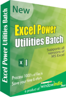 Special Excel Power Utilities Coupon Code