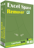 Excel Space Remover Coupon