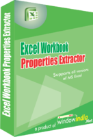 Excel Workbook Properties Extractor Coupon