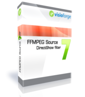 VisioForge FFMPEG Source DirectShow filter – One Developer Coupon Sale