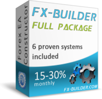 FX-Builder Full Package Coupon 15% OFF
