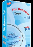 File Renamer Tool – 15% Discount