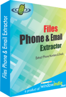 Files Phone and Email Extractor Coupon