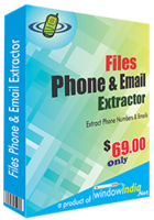 Files Phone and Email Extractor Coupon Code