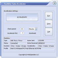 35% OFF FrostWire Turbo Accelerator Coupon
