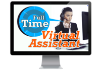 Full Time Virtual Assistant SEO VA – Exclusive 15% Discount