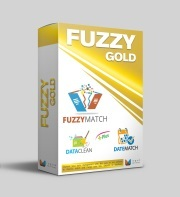 FuzzyMatch + DataClean + DateMatch – Perpetual license – Exclusive 15% Coupon