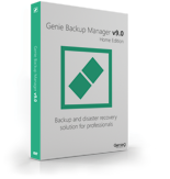 Genie9 Genie Backup Manager Home 9 – 5 Pack Discount