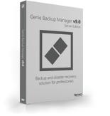 Genie Backup Manager Server Standard 9 Coupon Code 15%