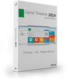 Genie Timeline Home 2014 – Exclusive 15% off Coupon