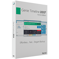 Genie Timeline Home 2017 – 2 Pack – 15% Sale