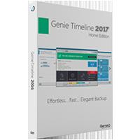 15% – Genie Timeline Home 2017 – 5 Pack
