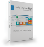 15% Genie Timeline Pro 2014 – 5 Pack Coupon