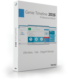Genie Timeline Pro 2015 – 3 Pack Coupon 15% OFF