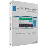 Genie Timeline Pro 2017 – 3 Pack Coupons 15%