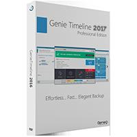 15 Percent – Genie Timeline Pro 2017 – 5 Pack