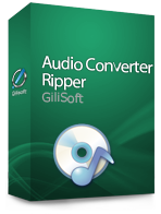 40% Off GiliSoft Audio Converter-Ripper Coupon Code