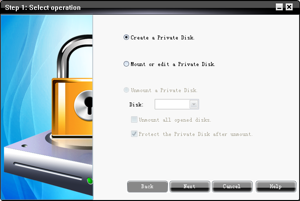 GiliSoft Private Disk Coupon Code – 25%