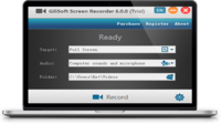 Gilisoft Screen Recorder Pro  – 1 PC / Liftetime free update Coupons 15%