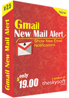 Gmail New Mail Alert – Exclusive 15% Coupon