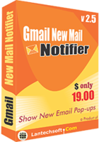Premium Gmail New Mail Notifier Coupon Code