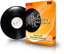Golden Records Vinyl auf CD Konverter Coupon – 30%