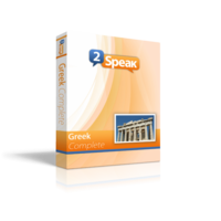 2SpeakLanguages Greek Complete Discount