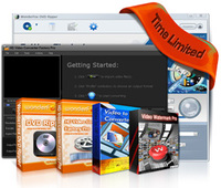 HD Video Converter Factory Pro (+ $10 Get 3 Software Free) Coupons 15% OFF