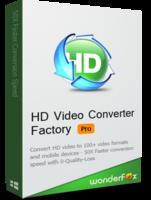 WonderFox Soft – HD Video Converter Factory Pro (3PCs) Coupon