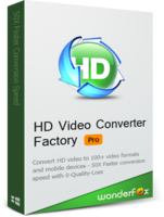 WonderFox Soft – HD Video Converter Factory Pro Coupon Discount
