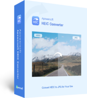 Apowersoft HEIC Converter Commercial License (Lifetime Subscription) Coupon Sale