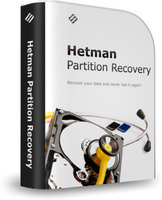 15% OFF – Hetman Partition Recovery