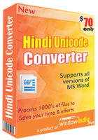 Window India – Hindi Unicode Converter Coupon Discount