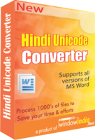 Special Hindi Unicode Converter Coupon