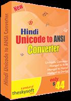 Hindi Unicode to ANSI Converter Coupon