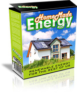 15 Percent – Home Made Energy