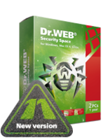 Home products (Dr.Web Security Space)+Free protection for mobile device! Coupon Discount