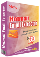 Hotmail Email Extractor – 15% Off