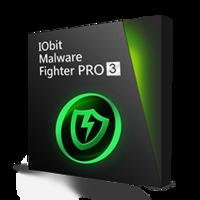 IObit – IObit Malware Fighter 3 PRO (1 jarig abonnement / 3 PCs ) Coupon