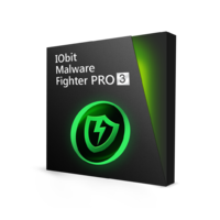IObit Malware Fighter 3 PRO with Gift Pack Coupon