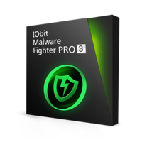 IObit Malware Fighter 3 PRO  (with eBook) – 15% Discount